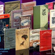 Cámara de fotos - DVD 14 Catálogos Cámaras Inglesas - 59770032