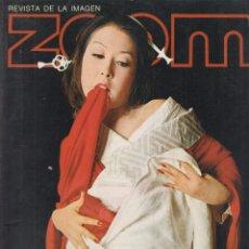 Cámara de fotos: ZOOM Nº 9 : REVISTA DE LA IMAGEN -ED. 1976 PORTAFOLIOS: ERRO, J. DOMKE, HERVE SELLIN. Lote 59992799