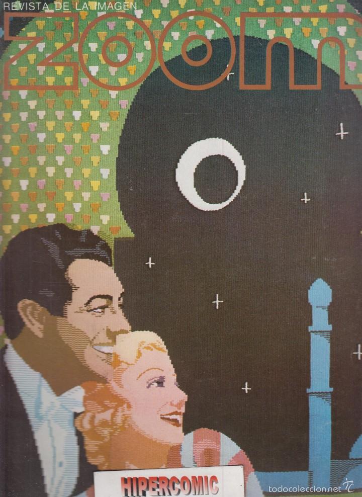 ZOOM Nº 13 : REVISTA DE LA IMAGEN , AÑOS 70 - PORTAFOLIO: VER INDICE (Cámaras Fotográficas - Catálogos, Manuales y Publicidad)