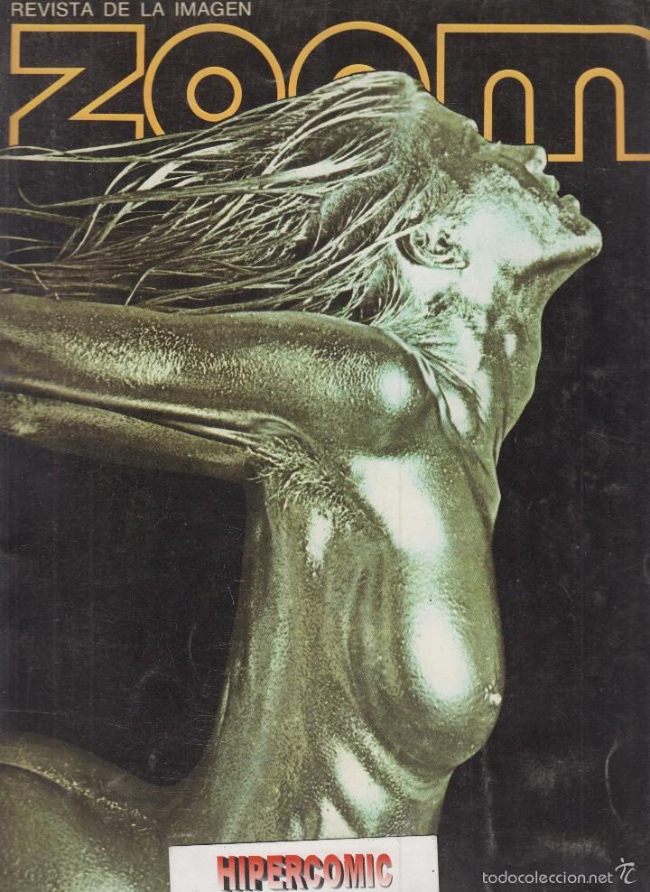ZOOM Nº 4 : REVISTA DE LA IMAGEN , AÑOS 70 - PORTAFOLIO: VER INDICE (Cámaras Fotográficas - Catálogos, Manuales y Publicidad)