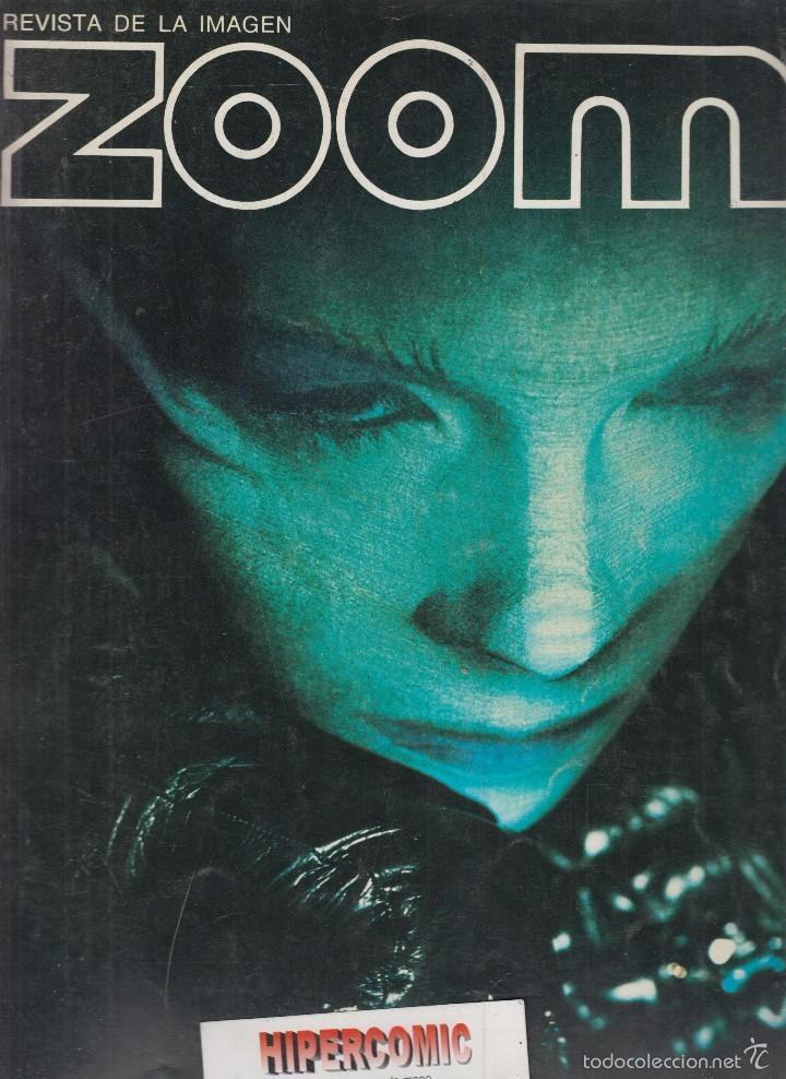 ZOOM Nº 2 : REVISTA DE LA IMAGEN , AÑOS 70 - PORTAFOLIO: VER INDICE , SERGE LUTENS (Cámaras Fotográficas - Catálogos, Manuales y Publicidad)