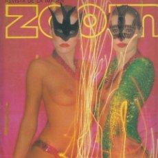 Cámara de fotos: ZOOM Nº 16 : REVISTA DE LA IMAGEN , AÑOS 70 - PORTAFOLIO: VER INDICE , . Lote 59996875