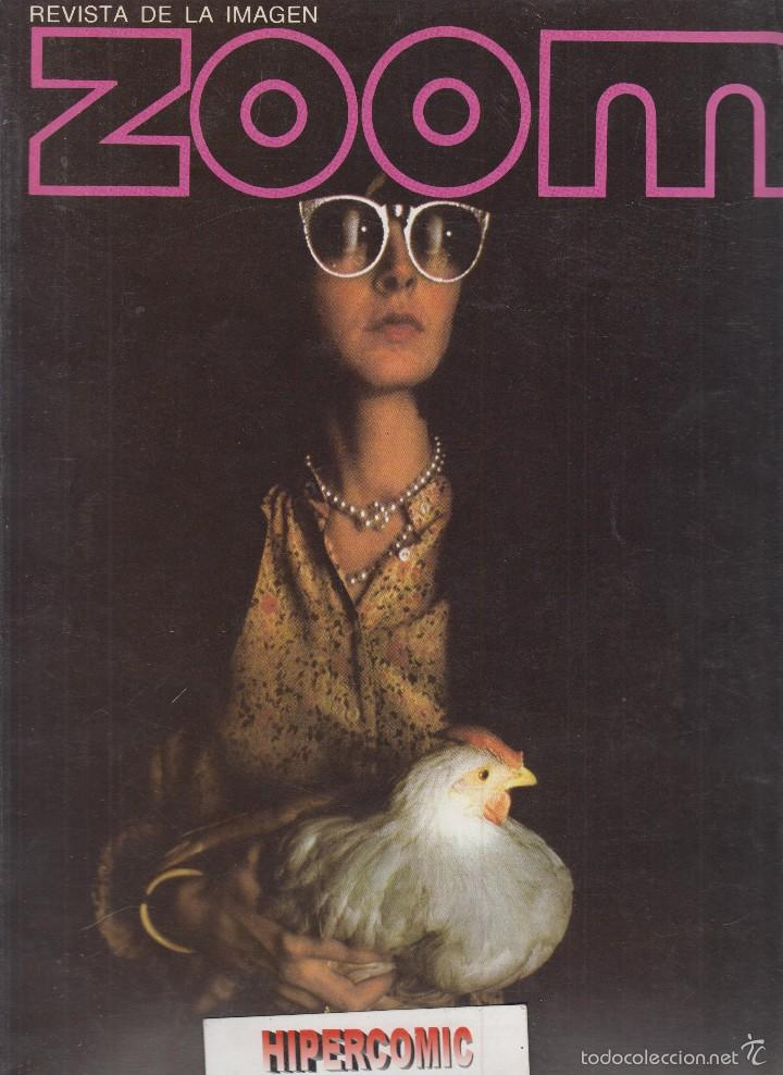 ZOOM Nº 20 : REVISTA DE LA IMAGEN , AÑOS 70 - PORTAFOLIO: VER INDICE (Cámaras Fotográficas - Catálogos, Manuales y Publicidad)
