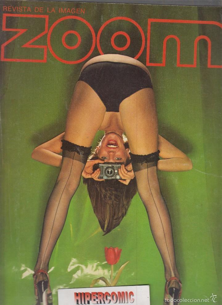ZOOM Nº 5 : REVISTA DE LA IMAGEN , AÑOS 70 - PORTAFOLIO: VER INDICE (Cámaras Fotográficas - Catálogos, Manuales y Publicidad)