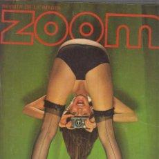 Cámara de fotos: ZOOM Nº 5 : REVISTA DE LA IMAGEN , AÑOS 70 - PORTAFOLIO: VER INDICE. Lote 60050403