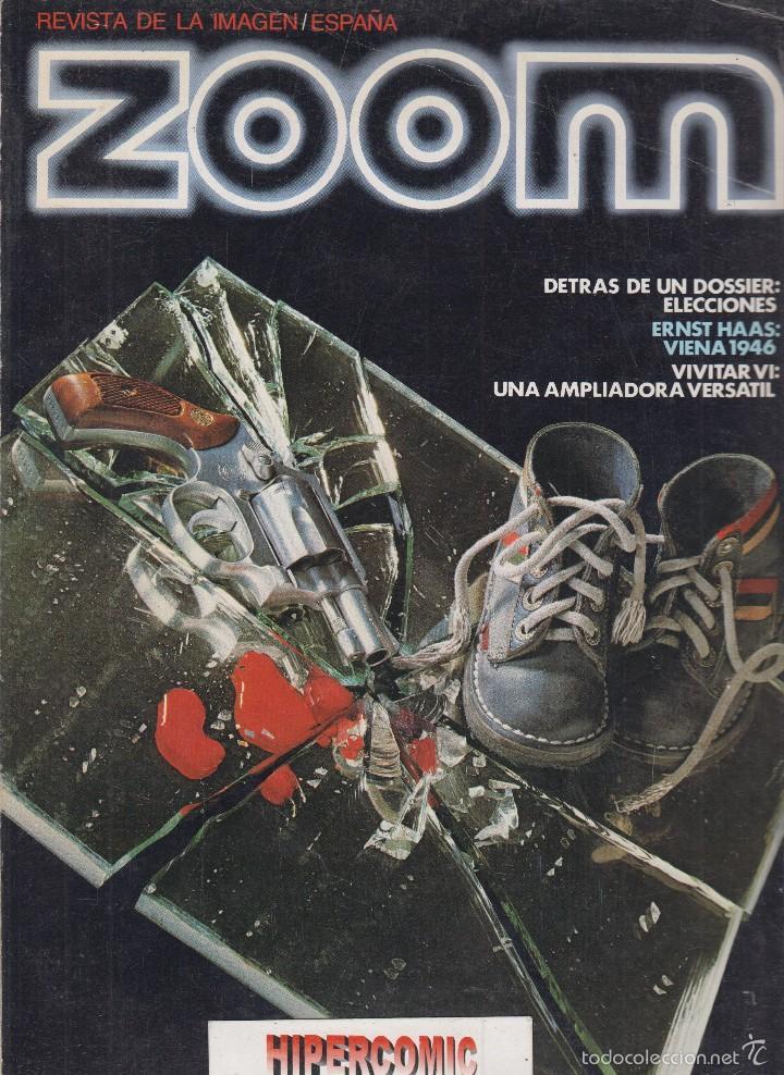 ZOOM Nº 21 : REVISTA DE LA IMAGEN , AÑOS 70 - PORTAFOLIO: VER INDICE (Cámaras Fotográficas - Catálogos, Manuales y Publicidad)