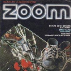 Cámara de fotos: ZOOM Nº 21 : REVISTA DE LA IMAGEN , AÑOS 70 - PORTAFOLIO: VER INDICE. Lote 60050647