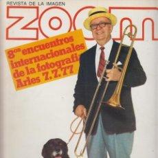 Cámara de fotos: ZOOM Nº 8 : REVISTA DE LA IMAGEN , AÑOS 70 - PORTAFOLIO: VER INDICE. Lote 60050919