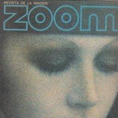 Cámara de fotos: ZOOM Nº 17 : REVISTA DE LA IMAGEN , AÑOS 70 - PORTAFOLIO: VER INDICE . Lote 60051419