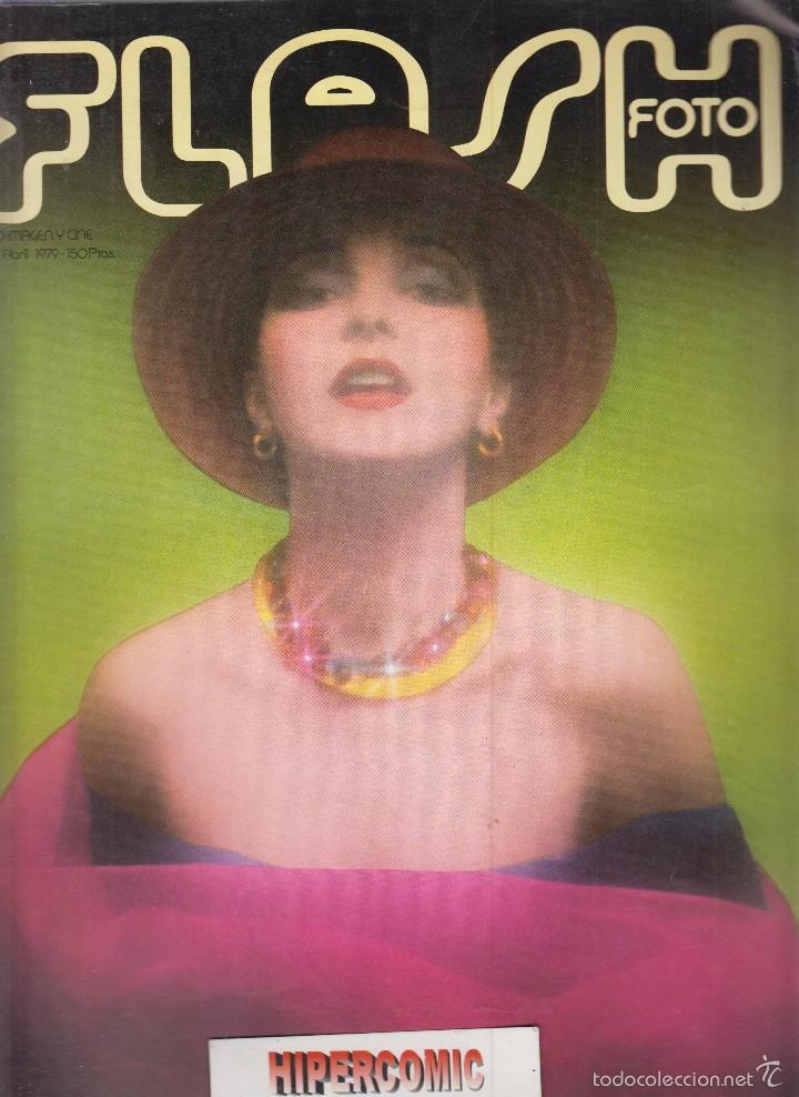 FLASH FOTO Nº 58 - FOTO - IMAGEN Y CINE AÑOS 70 - : VER INDICE (Cámaras Fotográficas - Catálogos, Manuales y Publicidad)