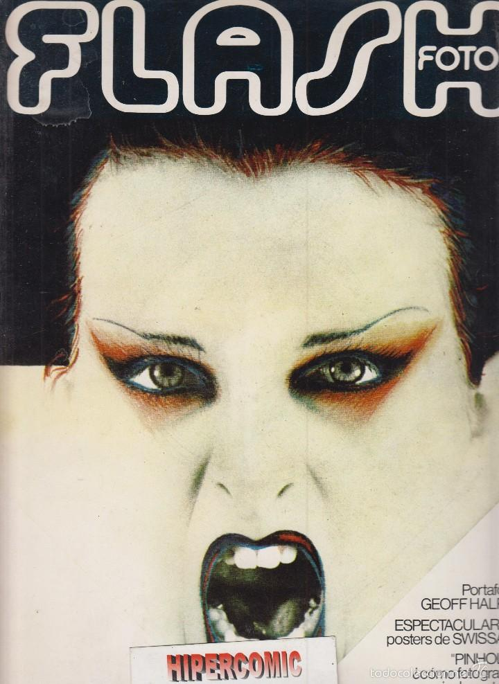FLASH FOTO Nº 51 - FOTO - IMAGEN Y CINE AÑOS 70 - : VER INDICE (Cámaras Fotográficas - Catálogos, Manuales y Publicidad)