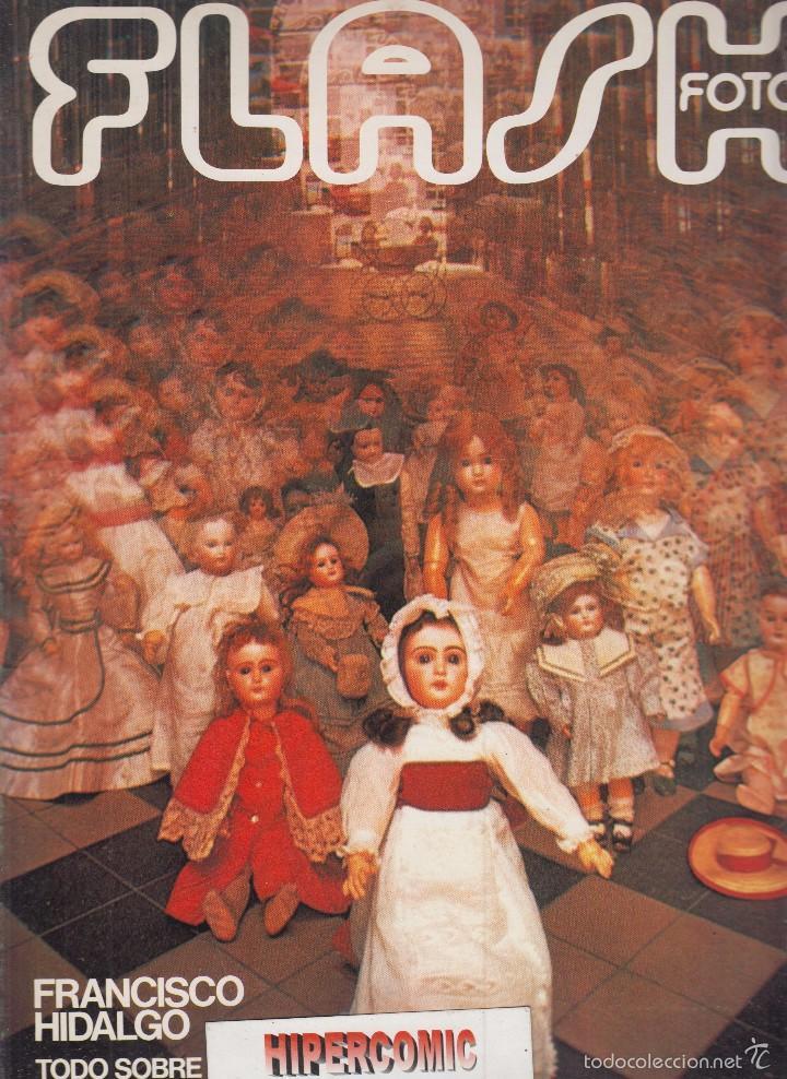 FLASH FOTO Nº 53 - FOTO - IMAGEN Y CINE AÑOS 70 - : VER INDICE (Cámaras Fotográficas - Catálogos, Manuales y Publicidad)