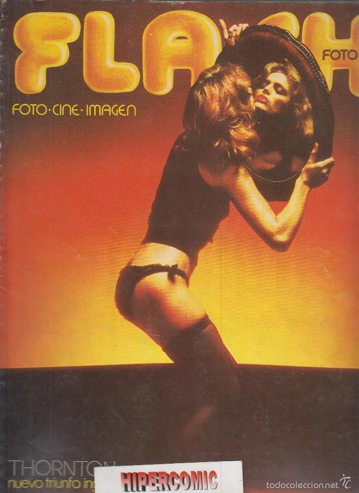 FLASH FOTO Nº 5 - FOTO - IMAGEN Y CINE AÑOS 70 - : VER INDICE (Cámaras Fotográficas - Catálogos, Manuales y Publicidad)