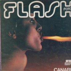 Cámara de fotos: FLASH FOTO Nº 5 - FOTO - IMAGEN Y CINE AÑOS 70 - : VER INDICE - JOHN THORNTON. Lote 60059959
