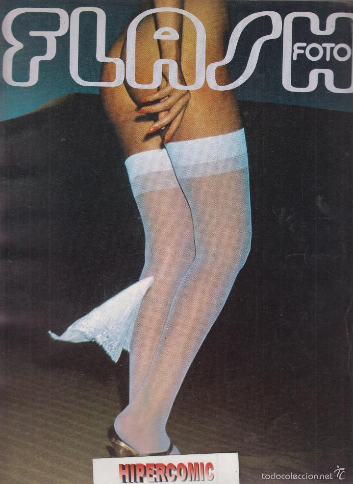 FLASH FOTO Nº 69 - FOTO - IMAGEN Y CINE AÑOS 70 - : VER INDICE - JOHN THORNTON (Cámaras Fotográficas - Catálogos, Manuales y Publicidad)