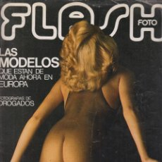 Cámara de fotos: FLASH FOTO Nº 33 - FOTO - IMAGEN Y CINE AÑOS 70 - : VER INDICE - JEANLOUP SIEFF. Lote 60060379