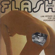 Cámara de fotos: FLASH FOTO Nº 37 - FOTO - IMAGEN Y CINE AÑOS 70 - : VER INDICE . Lote 60061367