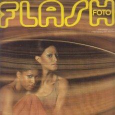 Cámara de fotos: FLASH FOTO Nº 56 - FOTO - IMAGEN Y CINE AÑOS 70 - : VER INDICE - . Lote 60063199