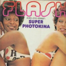 Cámara de fotos: FLASH FOTO Nº 6 - FOTO - IMAGEN Y CINE AÑOS 70 - : VER INDICE - . Lote 60064307