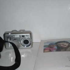 Cámara de fotos: CAMARA DIGITAL KODAK EASYSHARE CX7525 , 5 MEGA PIXELS + FUNDA +CDS INSTALACION . NO FUNCIONA VER. Lote 60205947