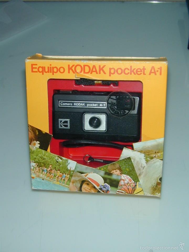KODAK POCKET A1 (Cámaras Fotográficas - Otras)