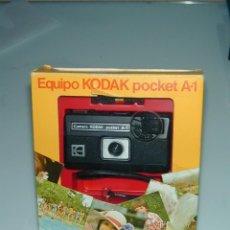 Cámara de fotos: KODAK POCKET A1. Lote 61223739