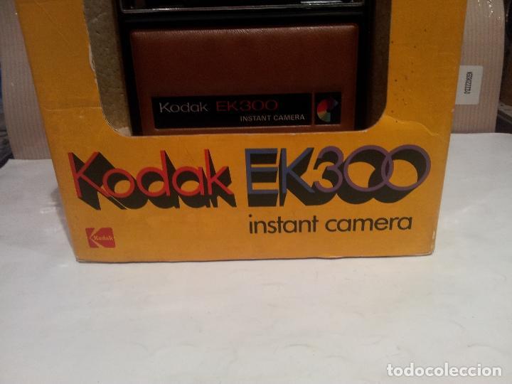 Cámara de fotos: camara de fotos kodak EK300 instant años 70 con su caja ver fotos - Foto 6 - 61429667