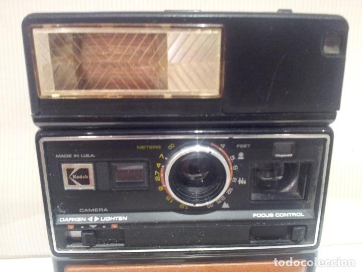 Cámara de fotos: camara de fotos kodak EK300 instant años 70 con su caja ver fotos - Foto 27 - 61429667