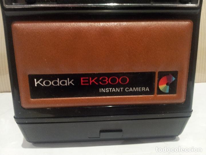 Cámara de fotos: camara de fotos kodak EK300 instant años 70 con su caja ver fotos - Foto 28 - 61429667