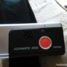 Cámara de fotos: AGFAMATIC 2000 POCKET. Lote 61840116