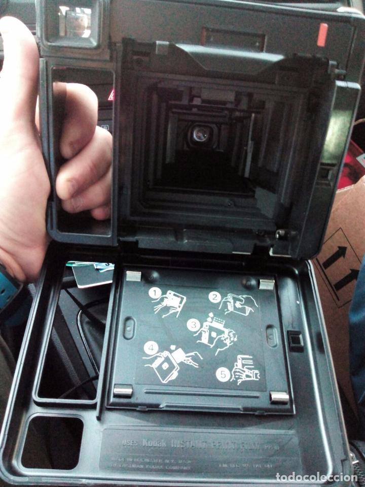 Cámara de fotos: Camara de fotos antigua Kodak Ek2 - Foto 4 - 62019232