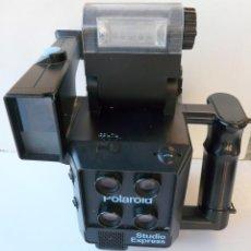 Cámara de fotos: POLAROID STUDIO EXPRESS 403 - COMPLETA. Lote 62188832