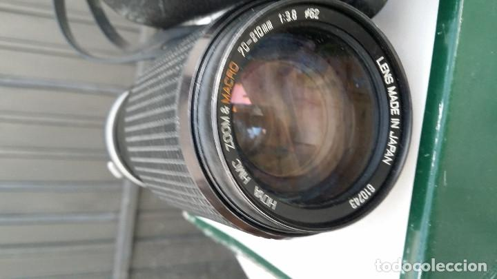 Cámara de fotos: visores o objetivos - Foto 4 - 62649296
