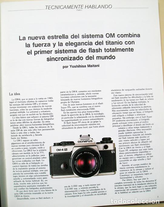 Cámara de fotos: Olympus VisionAge nº 6 (1986) - Foto 2 - 62890968