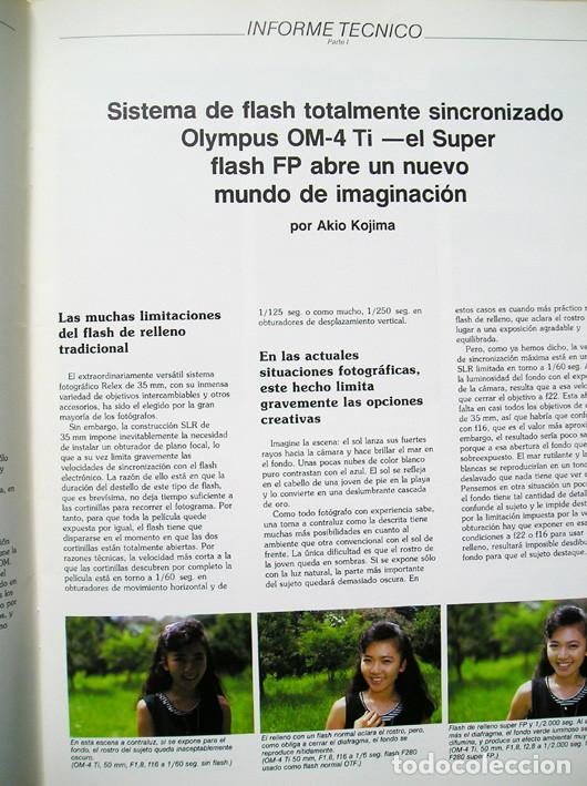 Cámara de fotos: Olympus VisionAge nº 6 (1986) - Foto 6 - 62890968