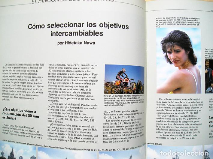 Cámara de fotos: Olympus VisionAge nº 6 (1986) - Foto 8 - 62890968