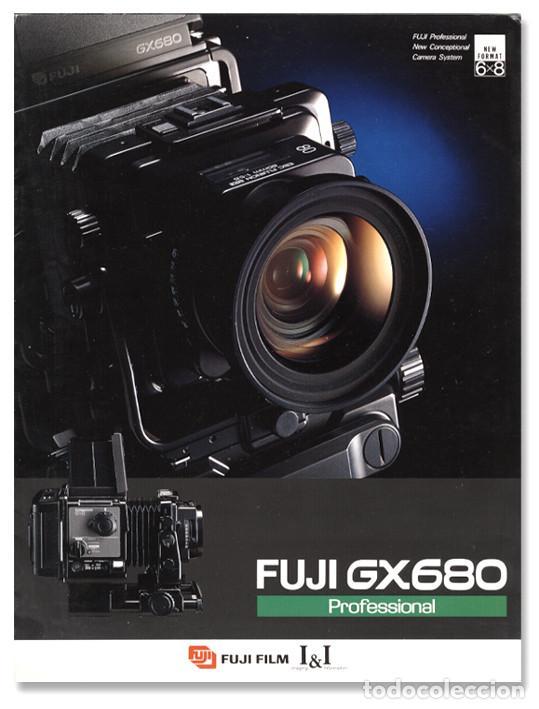 El formato medio expandido fuji gx680 (1989) - Sold through