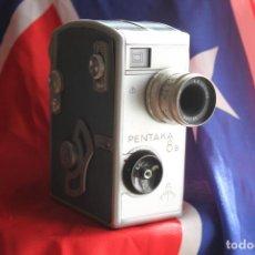 Cámara de fotos: TOMAVISTAS PENTAKA 8B + FUNDA. Lote 63272716