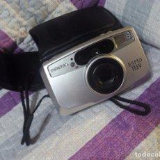 Cámara de fotos: CAMARA DE FOTOS PENTAX MOD ESPIO 115V. Lote 63564812