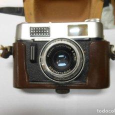 Cámara de fotos: CAMARA FOTOS VOIGTLANDER MODELO LANTHAR 2.8-50. Lote 64484519