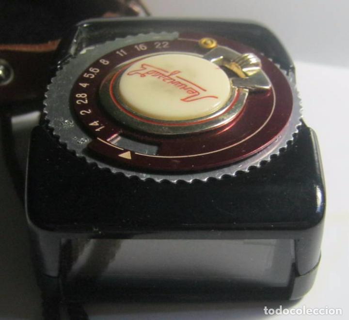 Cámara de fotos: Exposímetro sovietico Lenigrad-2 .Funciona .made in URSS - Foto 4 - 205510898