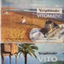 Cámara de fotos: VITOMATIC VOIGTLÄNDER. Lote 65260503