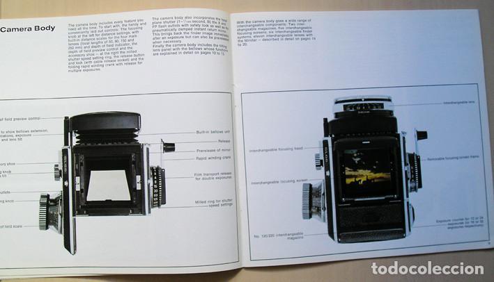 Cámara de fotos: Magnífico folleto de la cámara y el sistema Rolleiflex SL66 - (1970) - Foto 6 - 66796358