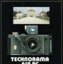 Cámara de fotos: LINHOF TECHNORAMA 612 PC – FOLLETO DE 1985. Lote 67263049