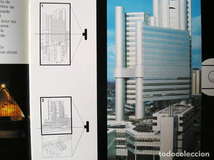 Cámara de fotos: Linhof Technorama 612 PC – folleto de 1985 - Foto 5 - 67263049