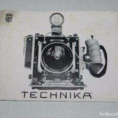 Cámara de fotos: (M) CATALOGO CAMARA DE FOTOGRAFIAS LINHOF TECHNIKA. Lote 67606605
