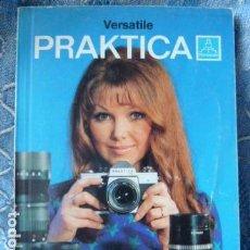 Cámara de fotos: PRAKTICA MANUAL INSTRUCIONES. Lote 68697249