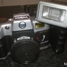 Cámara de fotos: CAMARA DE FOTOS NOKINA 3030. Lote 68728557