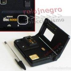 Cámara de fotos: CÁMARA FOTOS KODAK DISC 6000 DE DISCO - ANTIGUA VINTAGE - MÁQUINA DISC6000 - FOTOGRAFÍA -MÁS EN VENT. Lote 70078205