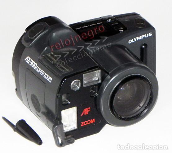 CÁMARA DE FOTOS - OLYMPUS AZ-300 SUPERZOOM - FOTOGRÁFICA - FOTOGRAFÍA - CON FILTRO - MÁQUINA - JAPÓN (Cámaras Fotográficas - Otras)